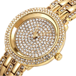14k Gold Ladies Ariel Wristwatch