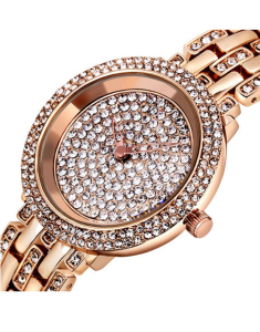 14k Rose Gold Ladies Ariel Wristwatch