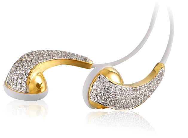 24kGold_Diamond_Headphones
